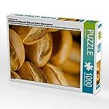 Ein Motiv aus dem Kalender Emotionale Momente: Brot und Kaffee Impressionen 1000 Teile Puzzle hoch (CALVENDO Lifestyle)