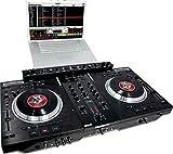 Numark NS7FX mezclador DJ - Mezclador para DJ (24 Bit, 22 - 22000 Hz, 16.1 kg, 762 x 403.2 x 98.4 mm)