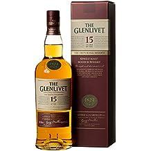The Glenlivet 15 Jahre Single Malt Scotch Whisky (1 x 0.7 l)