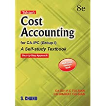 Cost Accounting for CA- IPC (Group-I) with Quick Revision (Set of 2 Books)