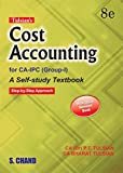 #5: Cost Accounting for CA- IPC (Group-I) with Quick Revision (Set of 2 Books)