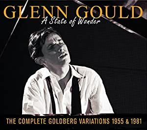 The Complete Goldberg Variations 1955 & 1981 [Import anglais]
