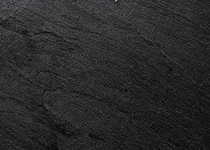 Dunkelgrau Schwarz Schiefer Hintergrund Oder Textur Kamera
