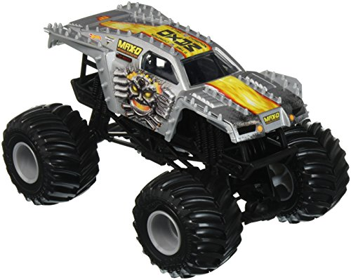 Hot Wheels Monster Jam 1:24 Max-D