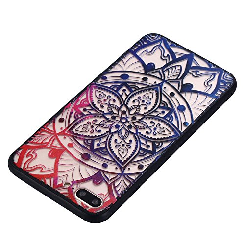 For IPHONE 7 PLUS 5.5[COLORFUL PC DDUD]Shockproof Hard PC+ TPU Bumper Case Scratch-Resistant Cover -PCD01 PCD06