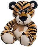 Heunec Big Eyes 440579 - Tigre de peluche (25 cm) [importado de Alemania]