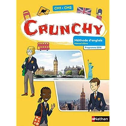 Crunchy - Manuel élève