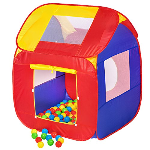 TecTake pop Up Kinderspielzelt |...