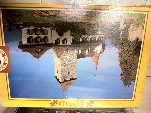 PUZZLE DA 4000 CASTELLO DELLA LOIRA AMBOISE - Castello Di Amboise