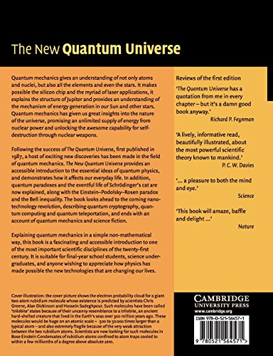 The New Quantum Universe 2nd Edition Paperback