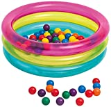 #2: Intex Classic 3 Pool with 50 Colourful 6.5 cm Balls