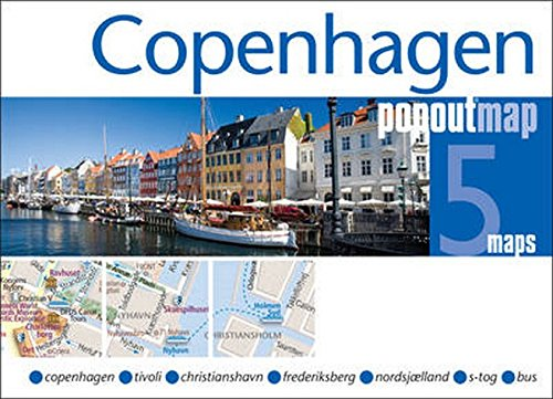 Copenhagen PopOut Map Cover Image