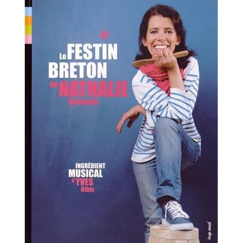 Le festin breton de Nathalie (1CD audio)