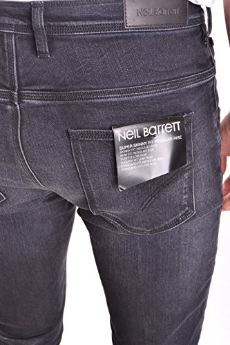 NEIL BARRETT Jeans Black