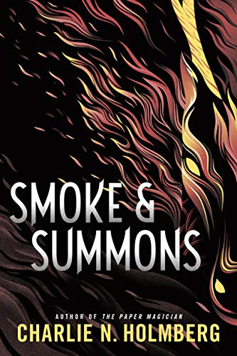 Smoke and Summons (Numina Book 1)