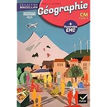 Magellan Géographie CM éd. 2016 - Manuel de l'élève