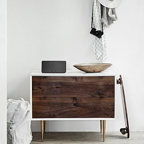 Sonos PLAY:3 I Vielseitiger Multiroom Smart Speaker für Wireless Music Streaming (schwarz) - 7