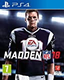 Madden NFL 18 (PS4) (New)