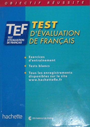 Test d'Evaluation De Francais par From Hachette