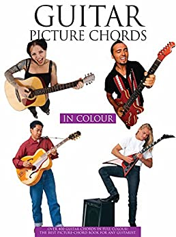 Guitar Picture Chords in Colour par [Amsco Publications,]