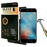 Pellicola Protettiva iPhone 7 Plus Pellicola Schermo,Nakeey Premium 3D Toccare Compatibile,9H Pellicola Protettiva HD in Scratch Tempered Glass Screen Protector per iPhone 7 Plus immagine
