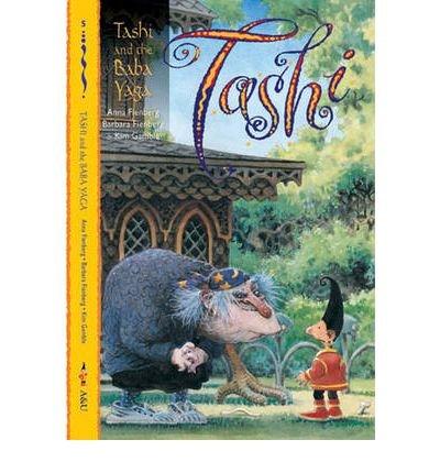 By Fienberg, Anna [ Tashi and the Baba Yaga (Tashi) ] [ TASHI AND THE BABA YAGA (TASHI) ] Apr - 2007 { Paperback }