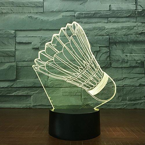 Zoom IMG-3 lampada illusione ottica 3d led
