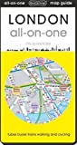 London All-on-One: Tube, Bus, Train, Walking and Sights (All-on-one City Quickmaps)