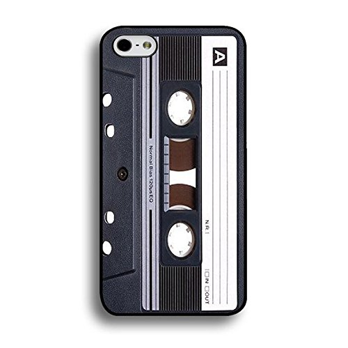 Cassette Tape Iphone 6 Plus/6s Plus 5.5 Inch Case,Trendy Vintage Magnetic Tape Phone Case Cover for Iphone 6 Plus/6s Plus 5.5 Inch Magnetic Tape Cool Color189d