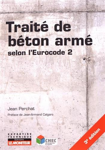 Traité de béton armé selon l'Eurocode 2 par From Le Moniteur Editions