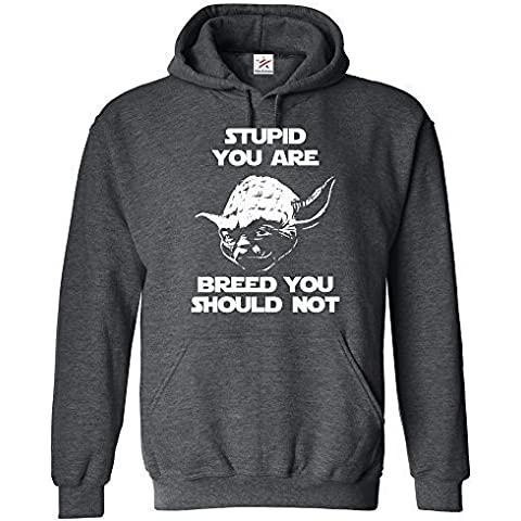 Inspired you are Stupid-Yoda e incrocia che