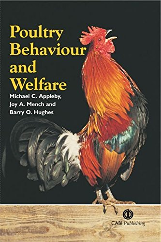 [Poultry Behaviour and Welfare] (By: M.C. Appleby) [published: October, 2004]