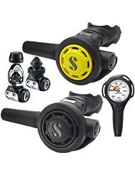 Scubapro mK11R095R095Octopus Manomètre Compact DIN