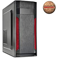 DILC MERCURY | PC DESKTOP GAMING | ASSEMBLATO COMPLETO | PLANETS SERIES | COMPUTER FISSO AMD AM4 A6 9500 fino a 3.8 GHZ | SK VIDEO RADEON R5 (integrata) | RAM DDR4 8 GB | HARD DISK 1 TB | MASTERIZZATORE | USB 3.0 | 450W 80PLUS CERTIFICATO | SISTEMA OPERATIVO WINDOWS
