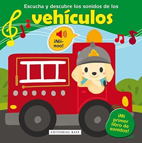 Escucha y descubre los sonidos de los vehículos (Sonidos para descubrir)