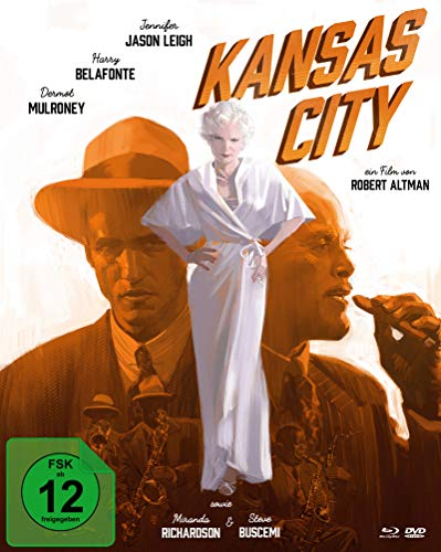 Kansas City - Mediabook (+ DVD) [Blu-ray]