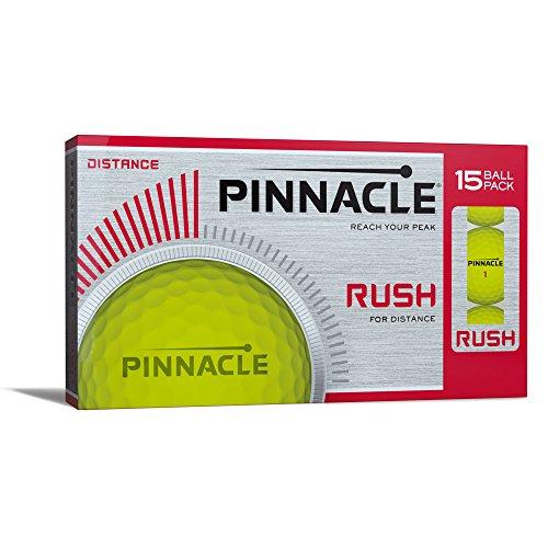 Pinnacle Rush Boule de Balles de Golf (15Lot), P4134S-15P,...