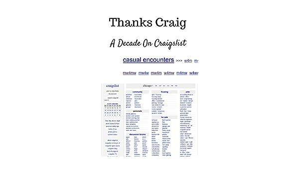 Craigslist Hookup-Forum