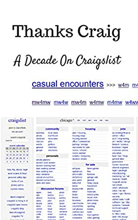 Similar to craigslist casual encounter