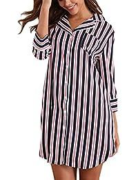 acheter populaire a00ad fc2f6 Amazon.fr : chemise+de+nuit+femme+flanelle - 1 étoile & plus ...
