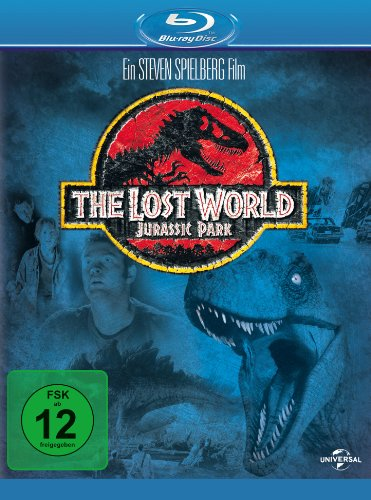 rgessene Welt [Blu-ray] ()