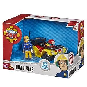 Unbekannt Fireman Sam Quad Bike