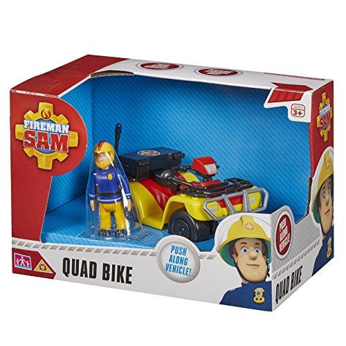 Fireman Sam Quad Bike
