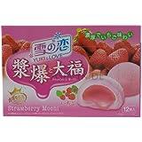 Yuki & Love Strawberry Mochi 180g / 6.3 Oz