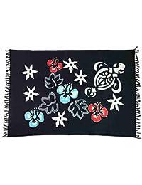 Ca 30 Modelle Sarong Pareo Wickelrock Standtücher Schals Handtuch aus der Serie Crazy Islands Riesen Auswahl