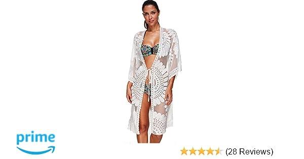 a4ff81a1a1e SKJIND Sexy Beach Bikini Cover up Dress