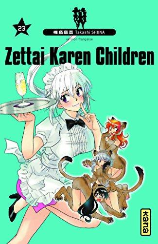 Zettai Karen Children Edition simple Tome 23