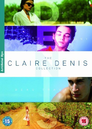 The Claire Denis Collection - 4-DVD Box Set ( Chocolat / Nenette and Boni / Beau Travail / White Material ) [ UK Import ]