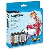 ProMarker - Comic Art Set 2 - Set Manga BD 2