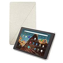 Fire HD 10-Tablet Hülle (kompatibel mit Tablets der 9. Generation, 2019), Sandstein